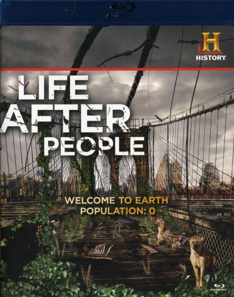 Life After People Blu Ray Disc  Movie