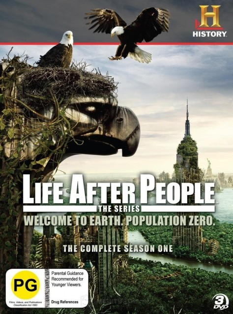 Life After People Season Disc Set Movie