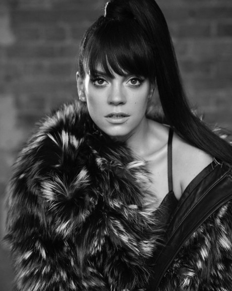 Lily Allen Photo Shoot