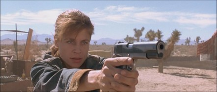 Linda Hamilton Is Linda Hamilton Right For Defiance Wallpaper