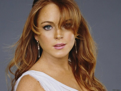 Lindsay Lohan To Play Elizabeth Taylor In New Biopic