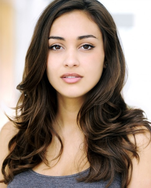Lindsey Morgan The Tv Show Tv