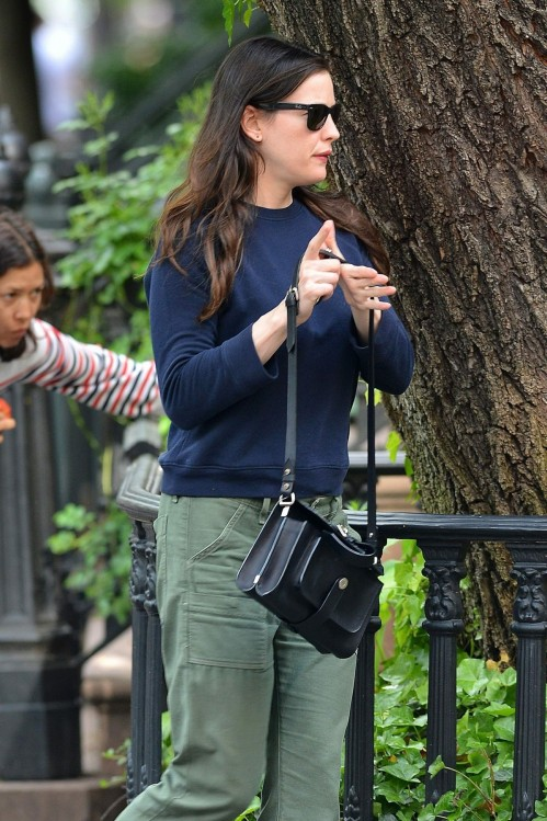 Liv Tyler Out And About In New York