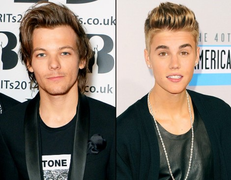 Louis Tomlinson Justin Bieber Zoom Top Off