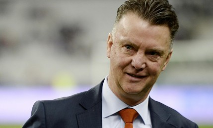 Louis Van Gaal Holland Ma Young
