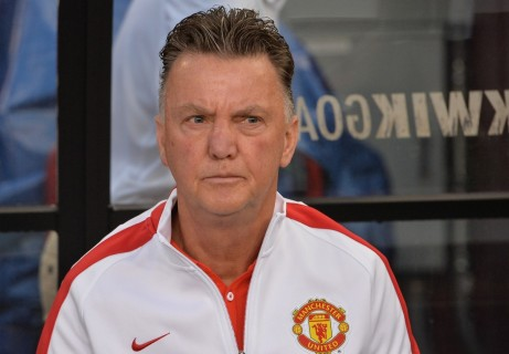 Louis Van Gaal Shared Photo Unknown