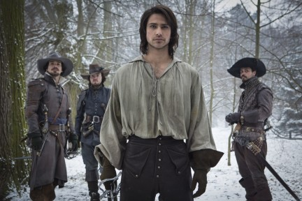 Low Res The Musketeers Artagnan
