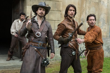 The Musketeers Season Musketeers