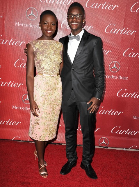 Lupita Nyongo Kicked Off Awards Season Palm Springs Film