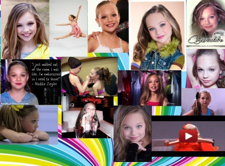 Maddie Ziegler Source Braces