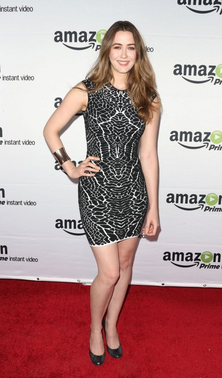 Madeline Zima Athe Alpha House Premiere In Hollywood