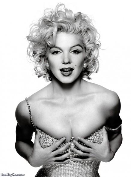 Marilyn Monroe And Madonna