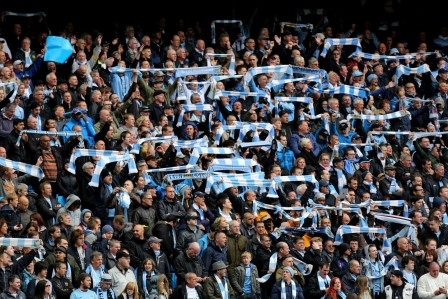 Manchester City Supporter Win Premier League