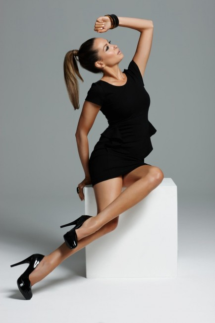 The Most Beautiful Legs In The World Mandy Capristo