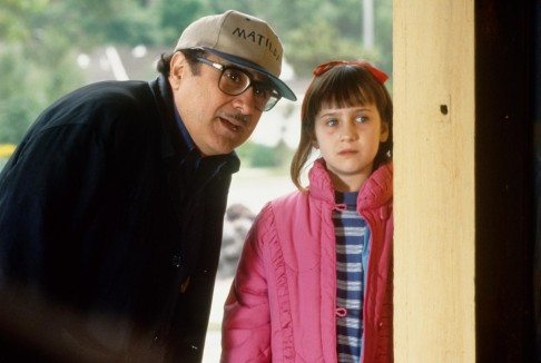 Picture Of Danny Devito And Mara Wilson In Matilda Large Picture Thomas And The Magic Railroad