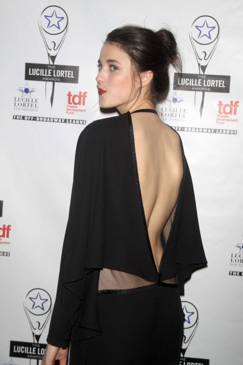 Margaret Qualley Th Annual Lucille Lortel Awards In Nyc The Leftovers