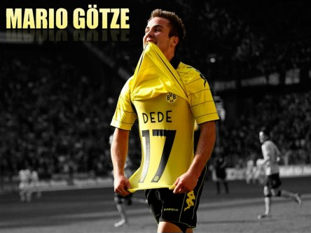 Mario Gotze Goal Celebration Exclusive Hd Wallpapers Sport Picture Dortmund Hd Wallpaper Sport