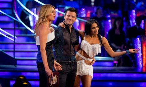Mark Wright Joins Strictly Come Dancing Suit