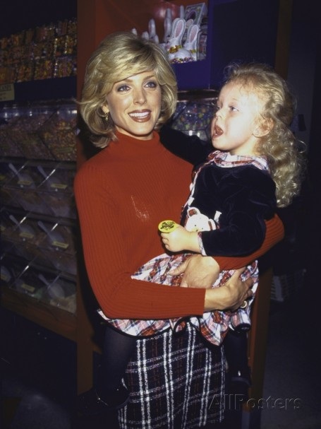 Dave Allocca Actress Marla Maples And Daughter Tiffany Trump