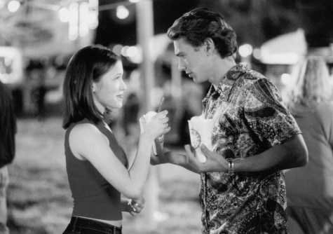 Still Of Marla Sokoloff And James Franco In Whatever It Takes Large Picture And James Franco