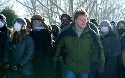 Contagion Theatrical Still Matt Damon Films