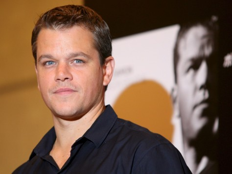 Matt Damon Fashion