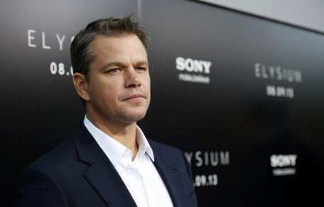 Matt Damon New Movie Hd Wallpaper