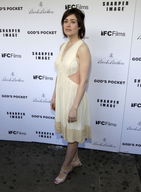 Megan Boone At God Pocket New York Screening Esquire