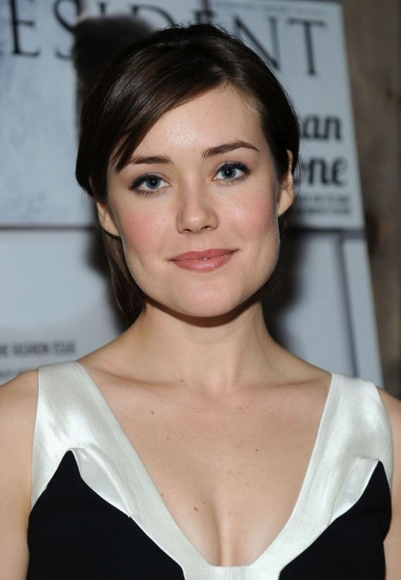 Megan Boone Resident Magazine March Issue Celebration In New York Movies