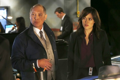 The Blacklist James Spader Megan Boone Ef Tv