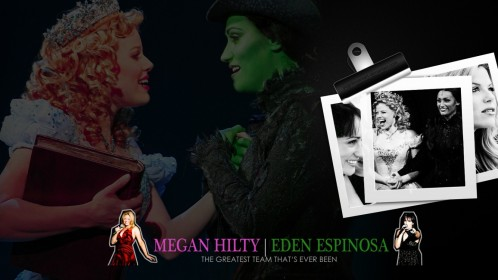 Greatest Team Megan Eden Megan Hilty Glinda