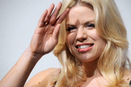 Megan Hilty At Duracells Olympics Program Launch In New York Weight