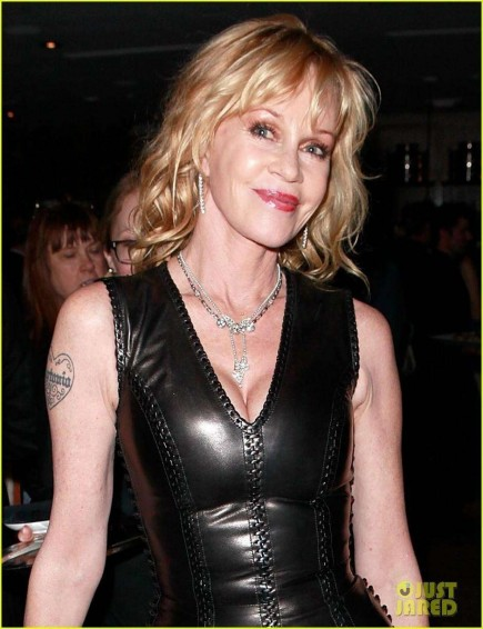 Melanie Griffith Recording Artists And Groups Photo