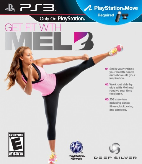 Get Fit With Mel Box Art Noscale