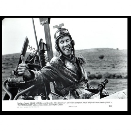 The Road Warrior Movie Still Mel Gibson Mad Max Photo Mad Max