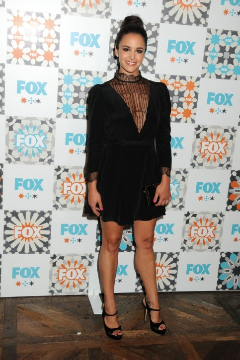 Melissa Fumero At Fox Summer Tca All Star Party In West Hollywood Baby