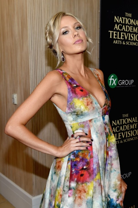 Melissa Ordway At St Annual Daytime Emmy Awards Beach