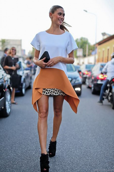Melissa Satta Outfit