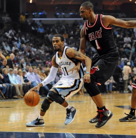 Nba Miami Heat At Memphis Grizzlies