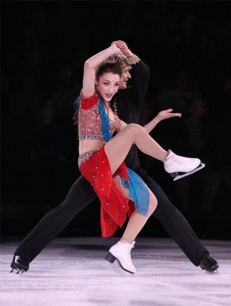 Meryl Davis And Charlie White Ec Eb