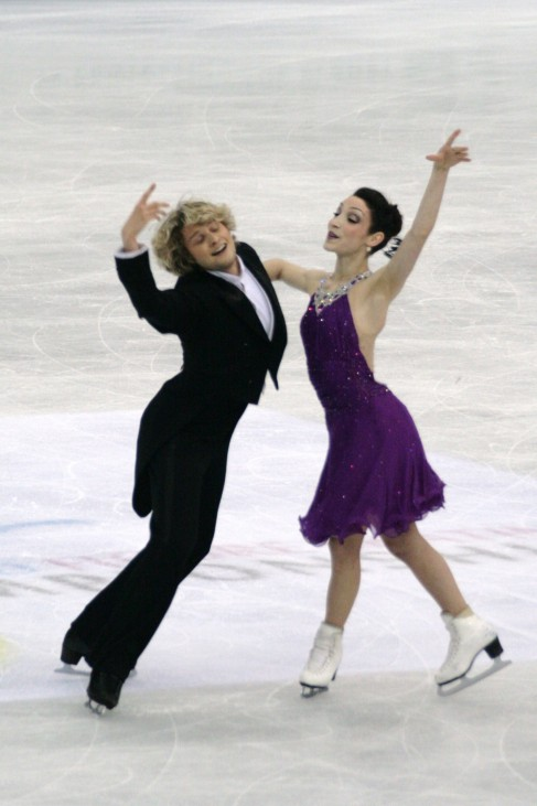 Meryl Davis And Charlie White Wallpaper