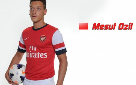 Mesut Ozil Arsenal Fc Wide