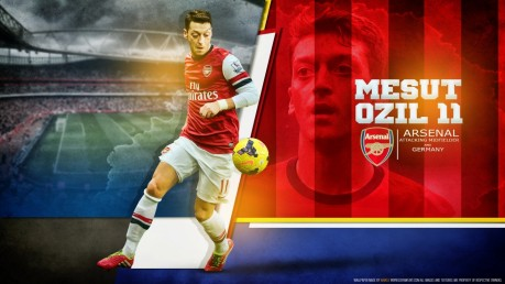 Photo De Mesut Ozil Arsenal Wallpaper