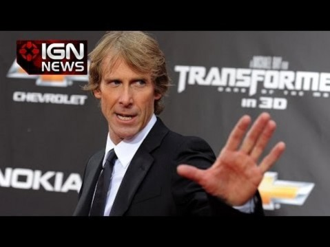 Ign News Michael Bay Assaulted On Transformers Set