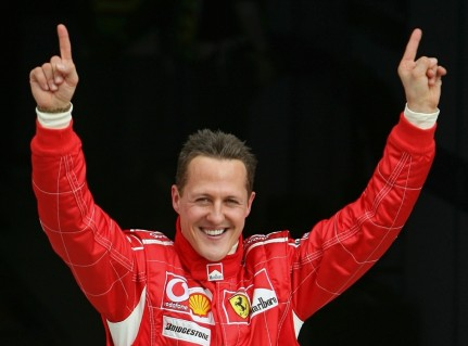 Michael Schumacher Schumacher Film
