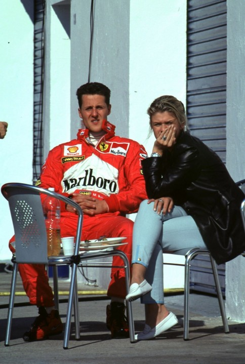 Michael Schumacher Story Wife