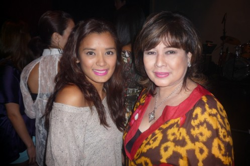 Michelle Madrigal And Anabelle Rama