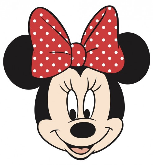 Famous Characters Walt Disney Mickey Mouse Minnie Mouse