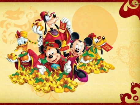 Mickey Mouse And Friends Wallpaper Disney And Friends