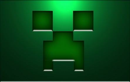 Game Wallpapers Minecraft Creeper Background Wallpaper Creeper